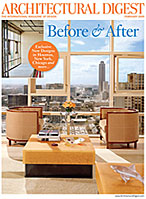 Interior Transformations, Cheryl Cousins, Architectural Digest